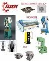 Concealed Metal Box Making Machine