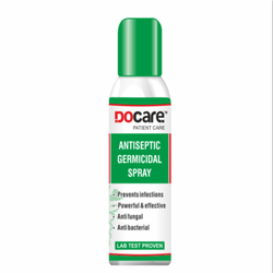Docare Antiseptic Germicidal Spray