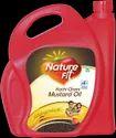 自然FIT YELERT YORK KACHI GHANI MASTARD油,包装大小:5升