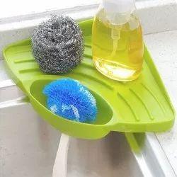 Plastic Kitchen Corner Shelf