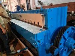 Mechanical Under Crank Shearing Machine 8 FEET 4MM