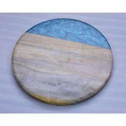 CII-564 Serving Wooden Platter