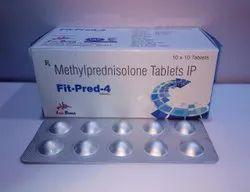 Methylprednisolone 4mg tablet
