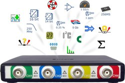 PC Based USB Digital Storage Oscilloscope