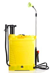 2 In 1 Manual And Battery Operated Sprayer