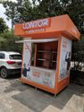 Prefabricated Vending Stall