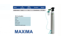 Maxima Portable Oxygen Cylinder