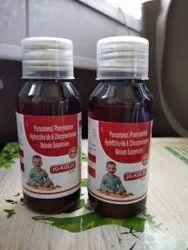 Paracetamol Syrup 125 Mg