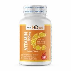 Health Oxide Vitamin C  Chewable Tablets