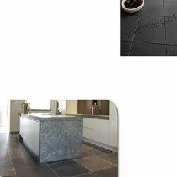 Limestone Tiles Floor Tiles, Thickness: 18 mm