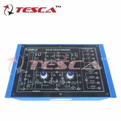 SCR DC Circuit Breaker Trainer