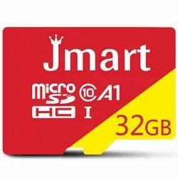 Jmart Ultra Premium 32 GB Memory Card for Mobile Phone