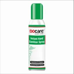 Docare Instant Hand Sanitizer Spray