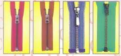 5 Inch Open End Metal Zipper