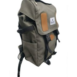 Gray Canvas Shiwakoti Trekking Casual Backpack