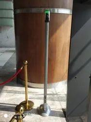 Pole Scan Metal Detector