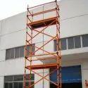 10 Ft Aluminum Scaffolding Ladder