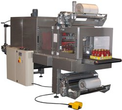 Automatic Box Shrink Wrapping Machine