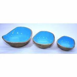 CII-805 Wooden Bowl Set