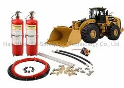 Fire Suppression Systems For Mining Vehicles