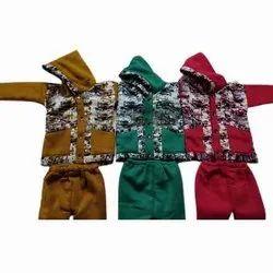 Kids Printed Winterwear Clothes