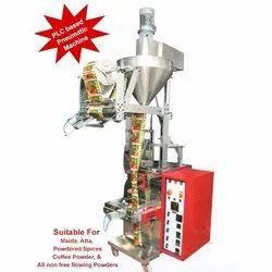 PLC Based Pneumatic Packing Machine