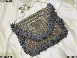 Exclusive Designer Banjara Boho Beaded Bag