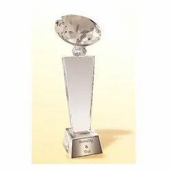 CG 210 Diamond Pillar Trophy