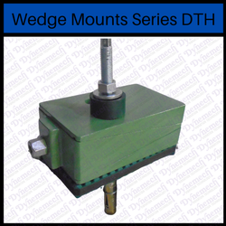 Wedge Mounts - Series DTH (Bolt Through)