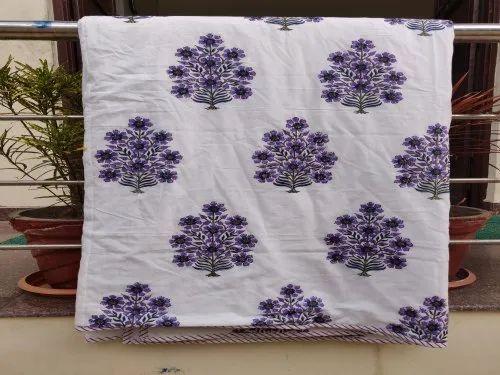 Hand Block Printed Fabric ac dohar