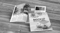 Paper Catalog And Magazine Printing Services