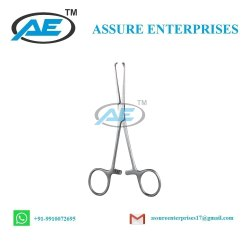 9 Allis Tissue Holding Forceps