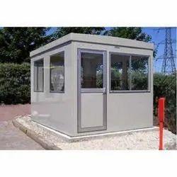 Gatehouse Security Cabin