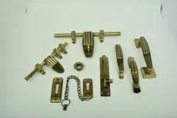 Brass Door Kit 512