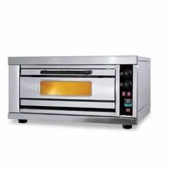 Commercial Gas Pizza Oven Stone Base All Ss