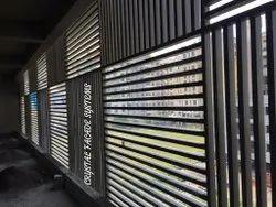 Aluminum Aluminium Box Louvers Installation Service