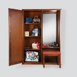 Wooden Modular Dressing Table Systems, For Home