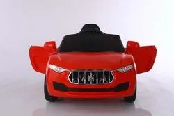 Red Aston Kids Sports Ride On Car