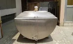 2000 Liter Bulk Milk Cooling Machine