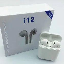i 12 Bluetooth Earphone