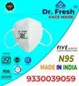 Ear Loop Disposable N95 Face Mask