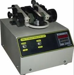 TABER TYPE ABRESSION TESTER
