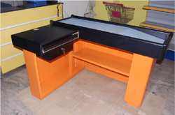 Cash Desk Counter