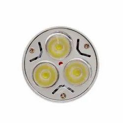 Lighrton Round 3 W LED Spot Lamp
