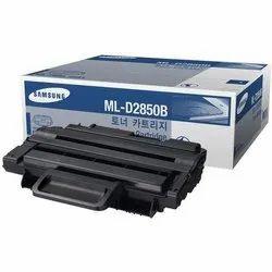 Black Samsung ML-D2850B Toner Cartridge, For Laser Printer