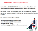 Sap S4hana Abap Server Access