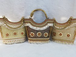 Evening  Gotta Patti Evening Bags