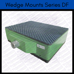 Wedge Mounts Series DF (Free Standing)