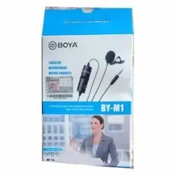 Boya Recording Collar Mic