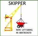 SKM 500 Monkey Lift Mini Crane